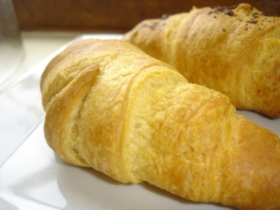 Croissants Nature ou version chocolat
