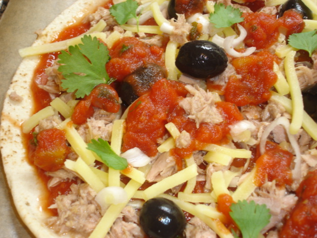Libanese pizza