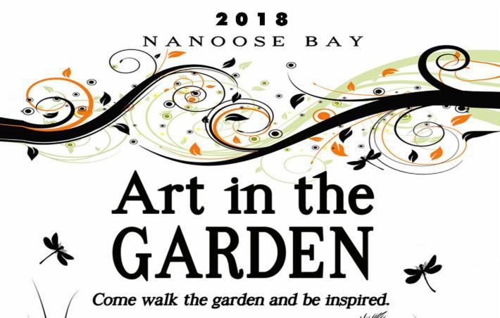 Art in the Garden 2018