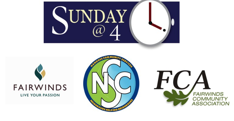 Sunday@4 & Sponsor Logos