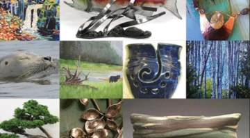 Nanoose Bay Studio Tour