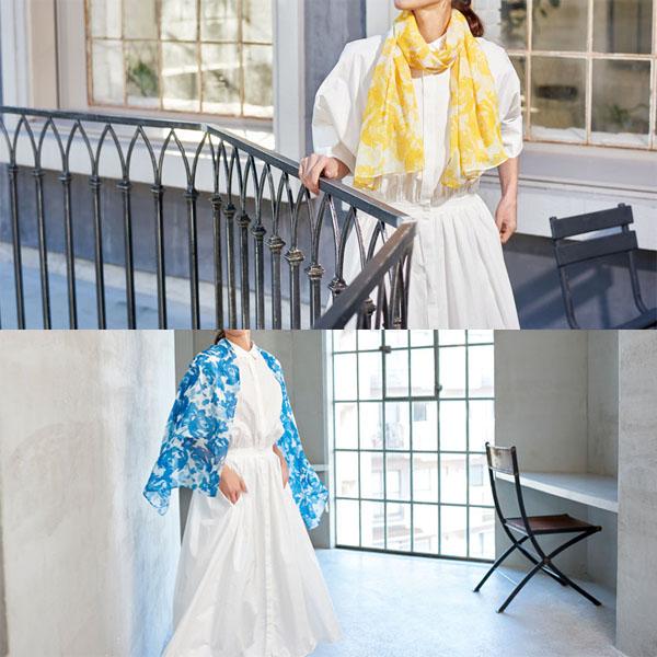 女性らしい 華やかな装い -京都の総合卸商社 仕入れは株式会社ナノプランへ-
