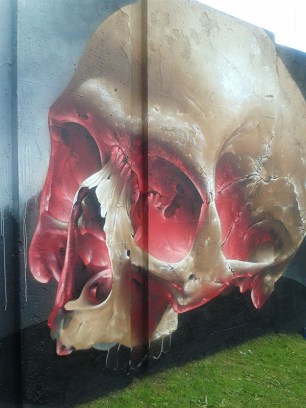 The realism of the skull texture is crazy!