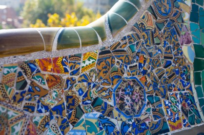 p-guell-bench