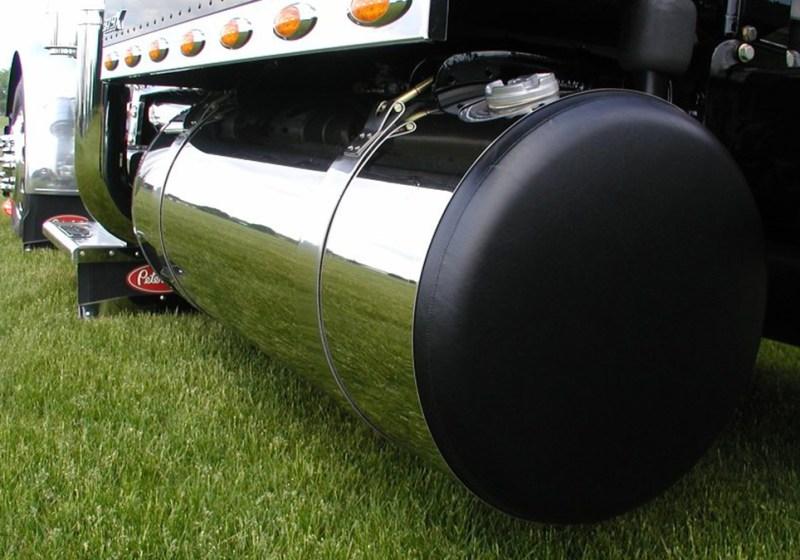 Tanque de aluminio para pruebas