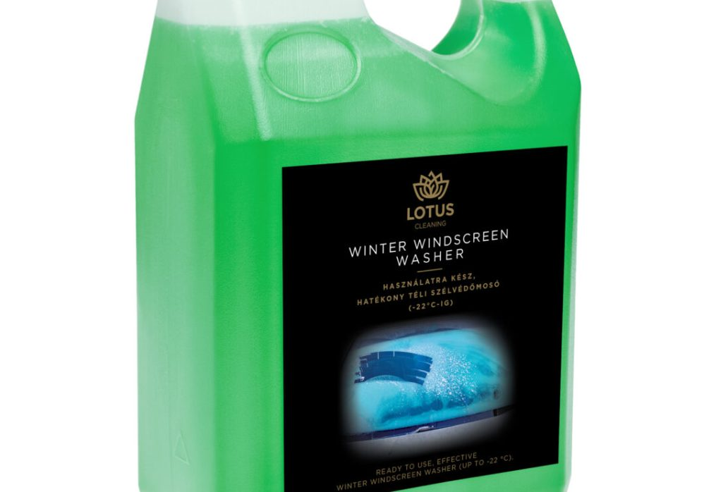 Lotus Winter windscreen Washer