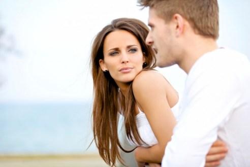 セックスを意識させる