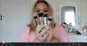 Maria Sparkle Nanshy Brush review