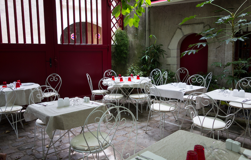 restaurant gastronomique nantes