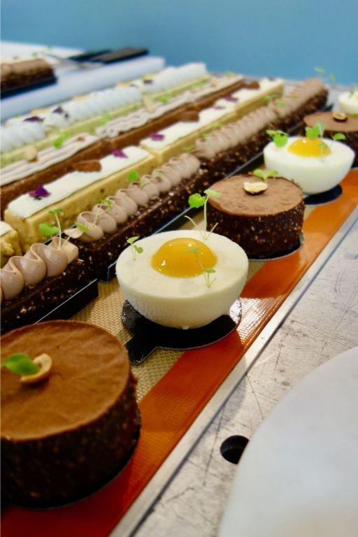 pâtisseries chez barnabe boulangerie à nantes
