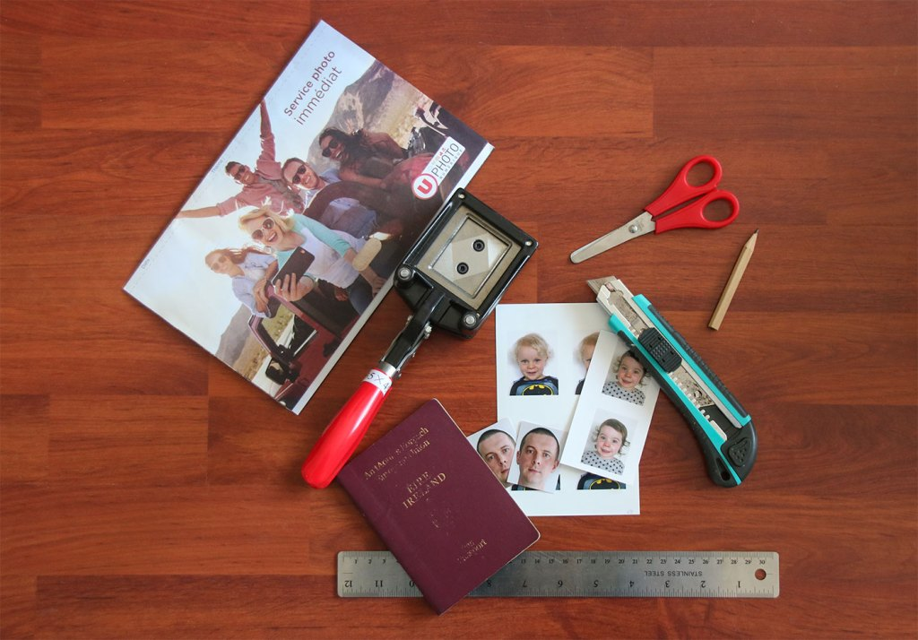 Make Your Own ID Photos