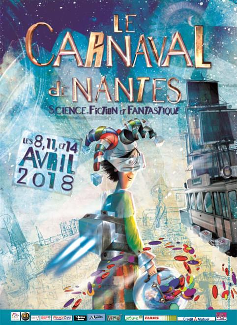 Nantes Carnival 2018