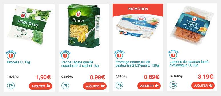 Salmon Pasta Ingredients