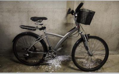 Bike stolen in Nantes?