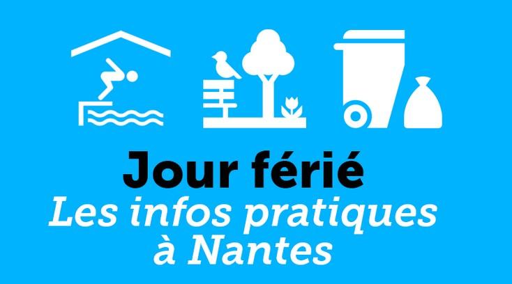 Jours Feries in Nantes