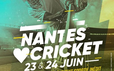 Nantes Loves Cricket