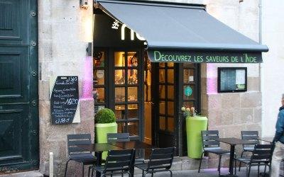 Nandi's Indian Restaurant in Nantes