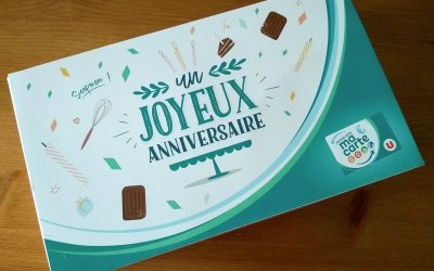 The SuperU Anniversaire Box