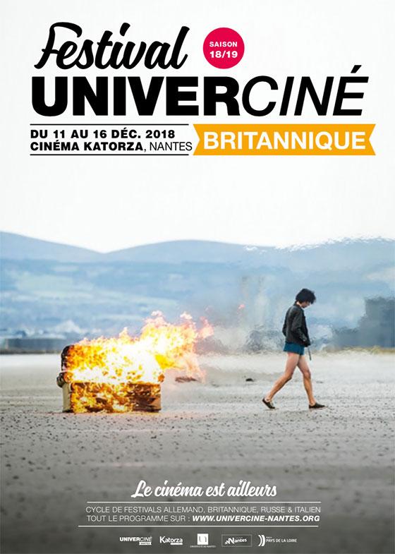 Day 10: The Festival Univerciné Britannique 10 - 10 - Nantes Today