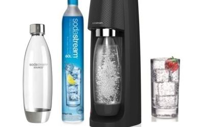 Getting Fizzy with it – The SodaStream