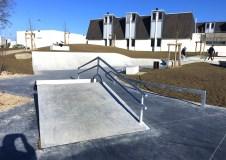 Skatepark de Carquefou 2017 - Bâteau