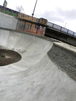 Bowl Pont Général Audibert à Nantes 2017