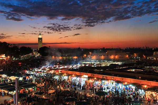 マラケシュの本当に美味しいおすすめ屋台と庶民的食べ物を紹介@モロッコ【海外グルメ情報】