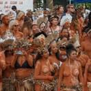 イースター島には半裸の男女がボディペイントする祭り「タパティ・ラパヌイ」があるらしい@チリ【海外観光情報】