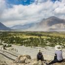 ラダック地方 レーから最果ての秘境ヌブラ渓谷への行き方@インド