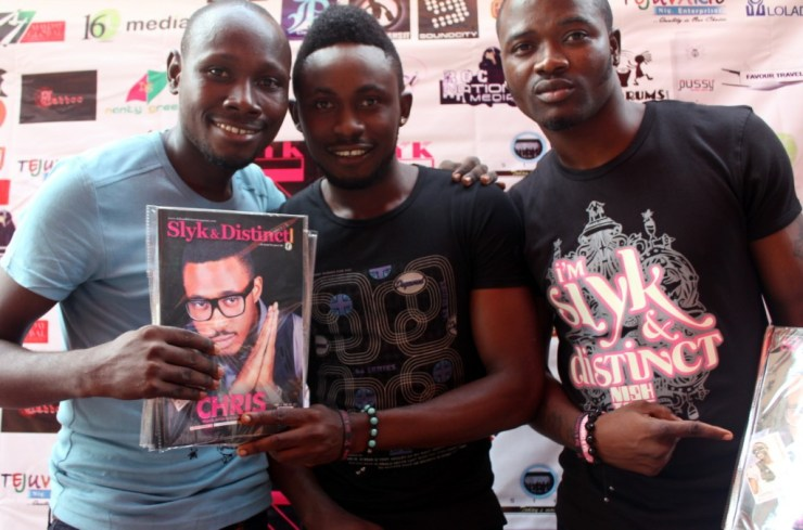 Sly Mag Launch