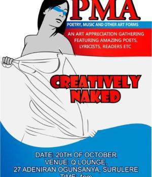 Creatively Naked