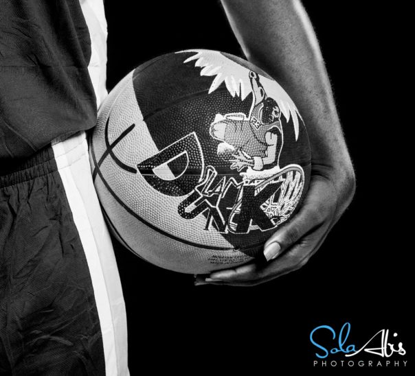 Sola BasketBall shoot