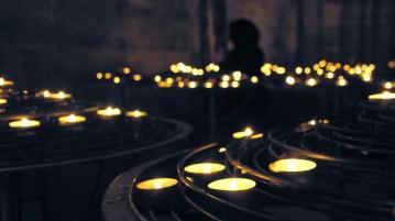 prayer-candlelight