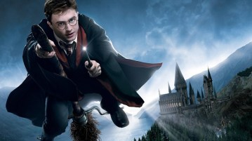 harry potter by jk rowling