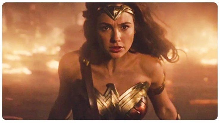 wonder woman movie scene