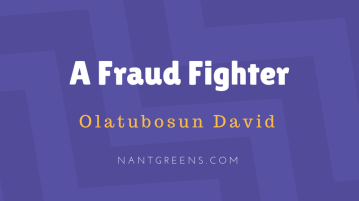 A fraud fighter nantygreens