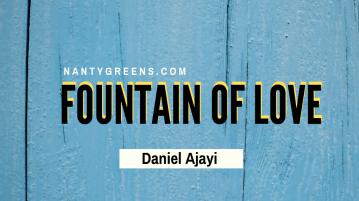 fountain of love nantygreens