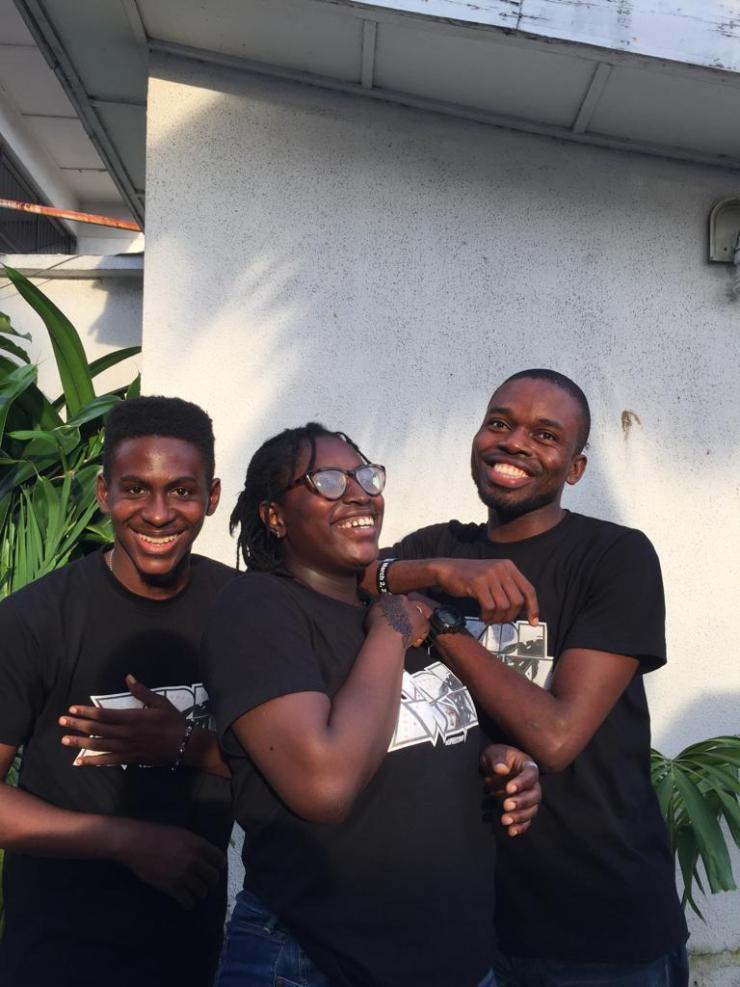 LIPFEST18 Volunteers having fun