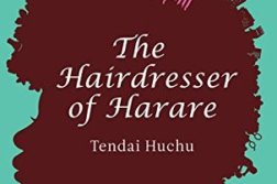 the hairdresser of harare by tendai huchu book cover