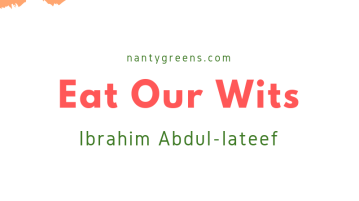 eat our wits ibrahim abdul-lateefs