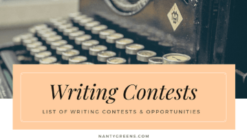 writing contents call for submissions