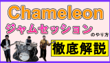 【Chameleon超解説/譜例有】セッション定番曲の紹介・解説