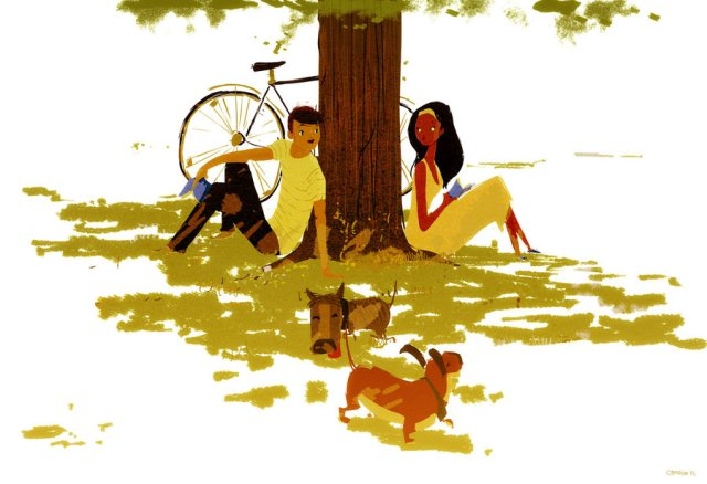 1385071676-the_one_with_the_blue_book_by_pascalcampion-d4xqc5x