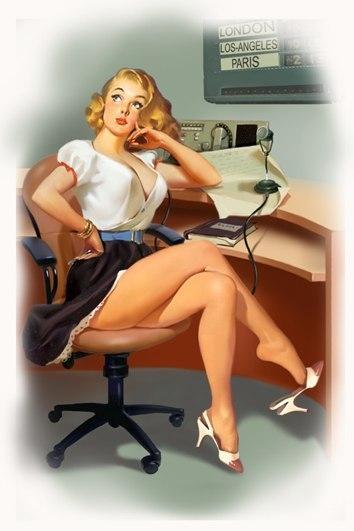 Женский взгляд на... женщину. Это так очаровательно!