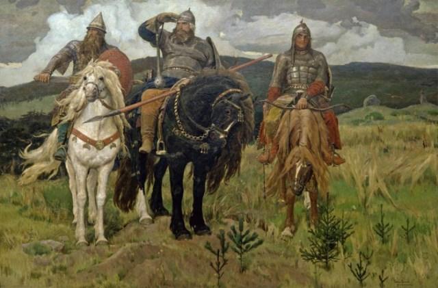 Первая 20-ка русских картин, которые вы не можете не знать, если учились в школе
