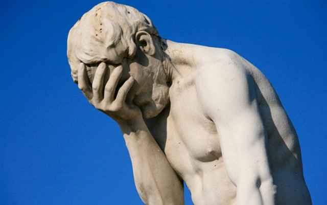 5 самых распространённых ошибок, которые совершают люди в своей жизни