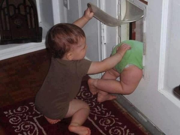 Такие забавные дети! 20 очередных очаровательных фото