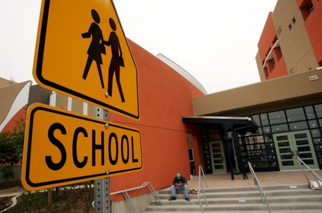 Процесс школьного обучения в США - это совсем другой мир
