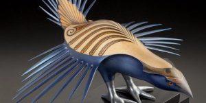 Плавные линии и умиротворяющие формы скульптур Rex Homan