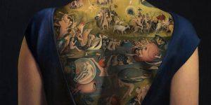 Удивительная работа польской художницы Агнешки Ниенартович